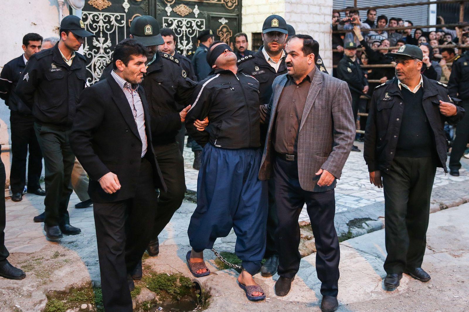 Iran/ Exekution/ Begnadigung
