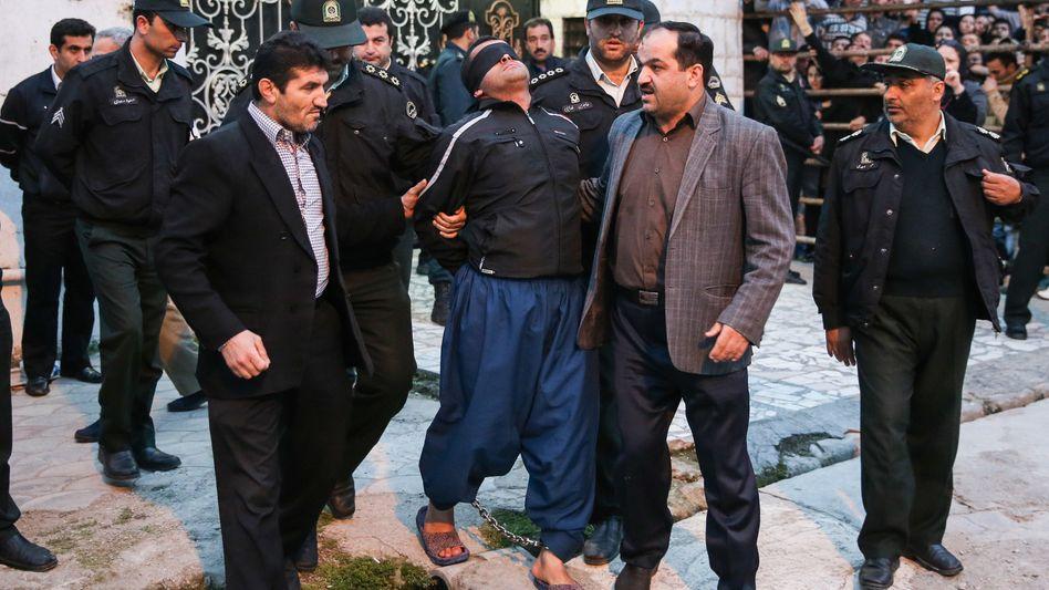 Iraner Balal: Zum Tode verurteilt und dann begnadigt