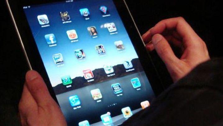 Angefasst: iPad im SPIEGEL-ONLINE-Schnell-Check