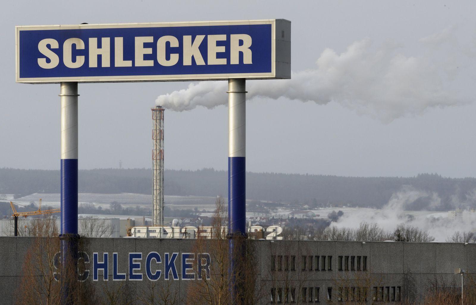 NICHT VERWENDEN Schlecker/ Firmenzentrale
