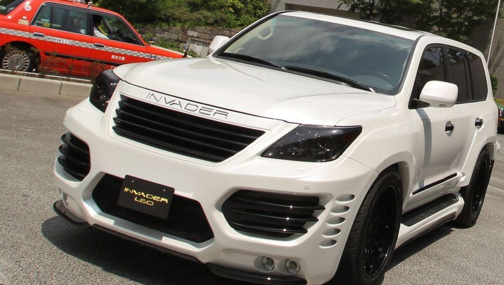 Invader L 60: Ein SUV für Graf Koks