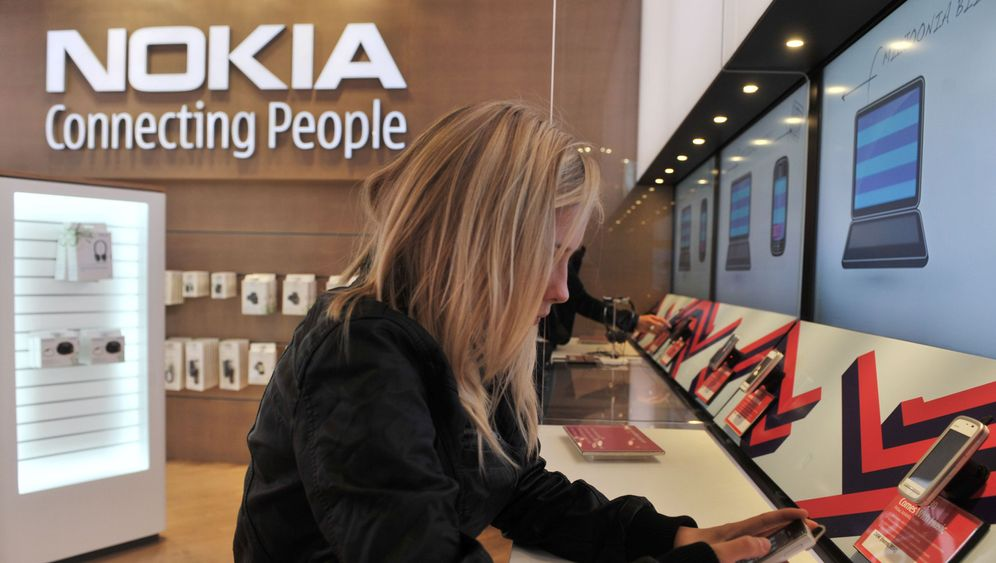 Photo Gallery: Nokia's Smartphone Ambitions