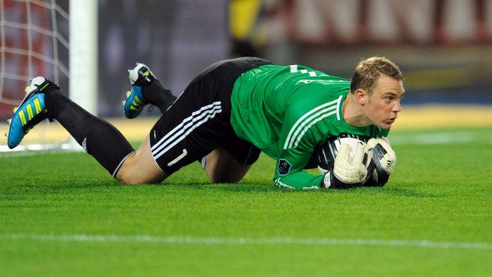 DFB-Einzelkritik: Friedrich schwach, Kroos bissig, Gomez stark