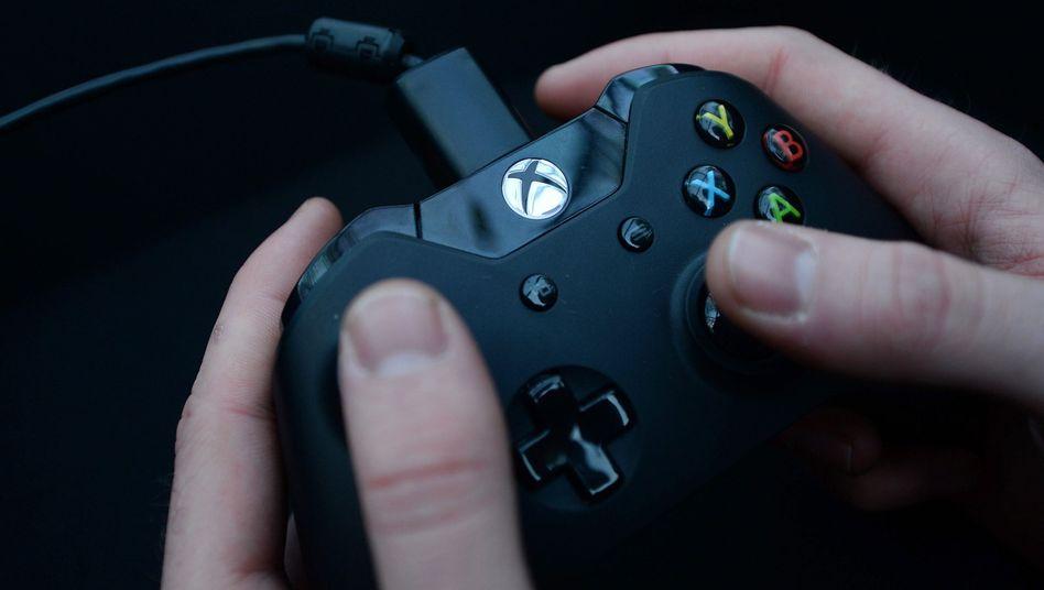 Gamepad der Xbox One: Offenbar ist der Hackerangriff beendet.