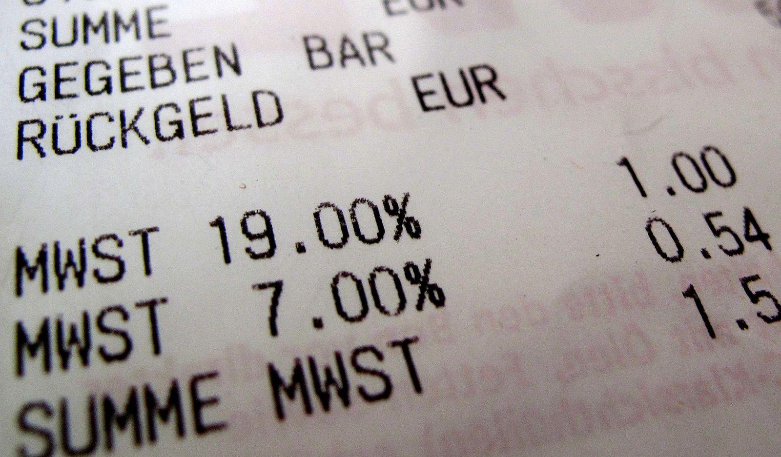 Mehrwertsteuer-Senkung beschlossen
