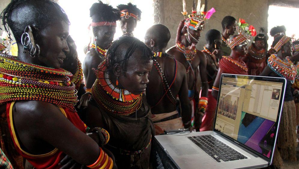 Musik in Afrika: Piraterie als Plattenindustrie