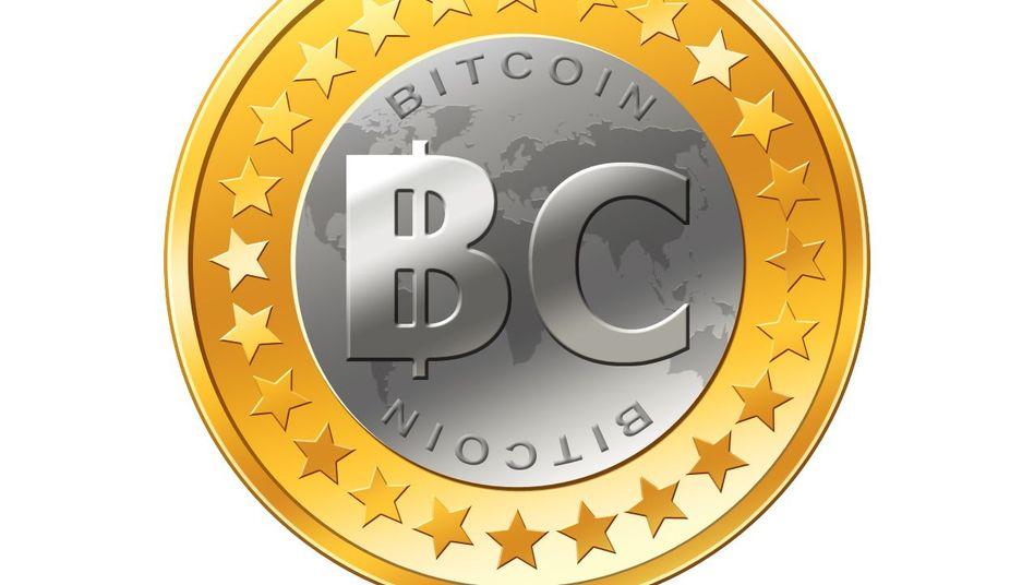 """Virtuelle Bitcoin-Münze: """"Einzelne, zersetzende Kräfte"""""""