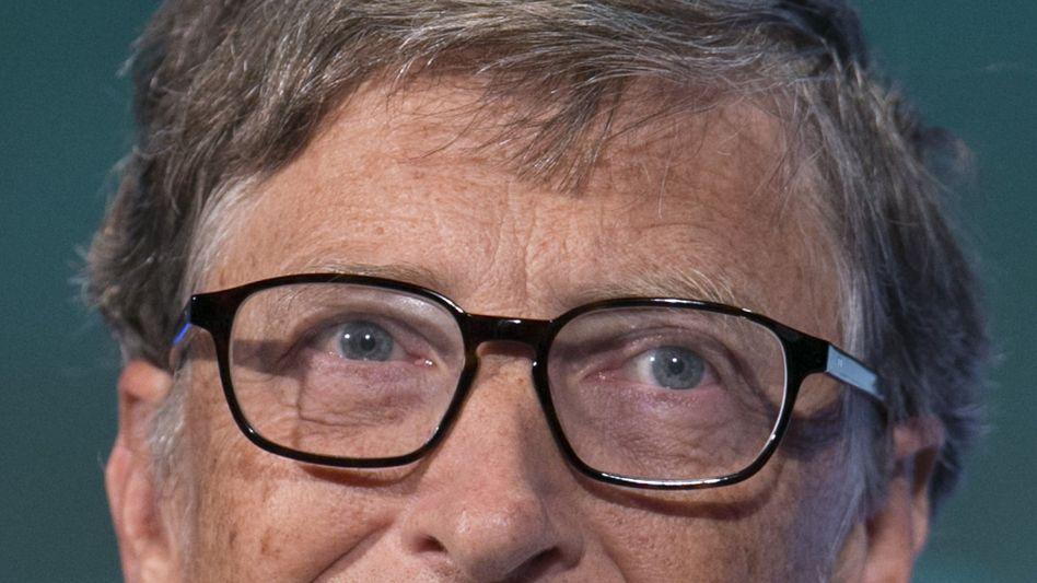 Microsoft-Gründer Gates: Der Druck wächst