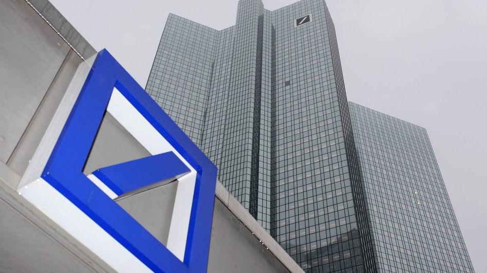 Zentrale der Deutschen Bank: Schrumpfung oder Aufspaltung