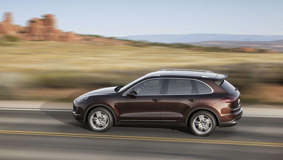 Dieselmodelle von Porsche und Audi überschreiten Grenzwerte um ein Vielfaches