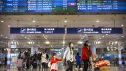 Peking sagt große Neujahrsfeier ab