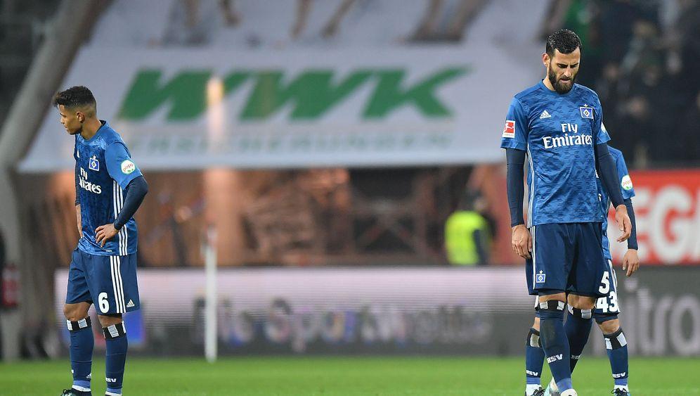 Bundesliga: Keine Tore, keine Punkte, HSV