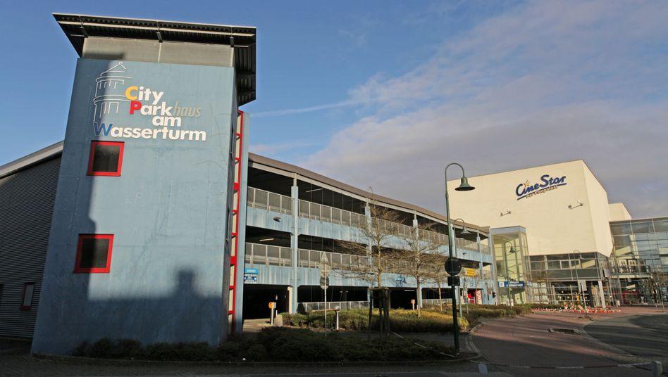 Parkhaus in Emden: Am 24. März wurde die Leiche einer Elfjährigen gefunden