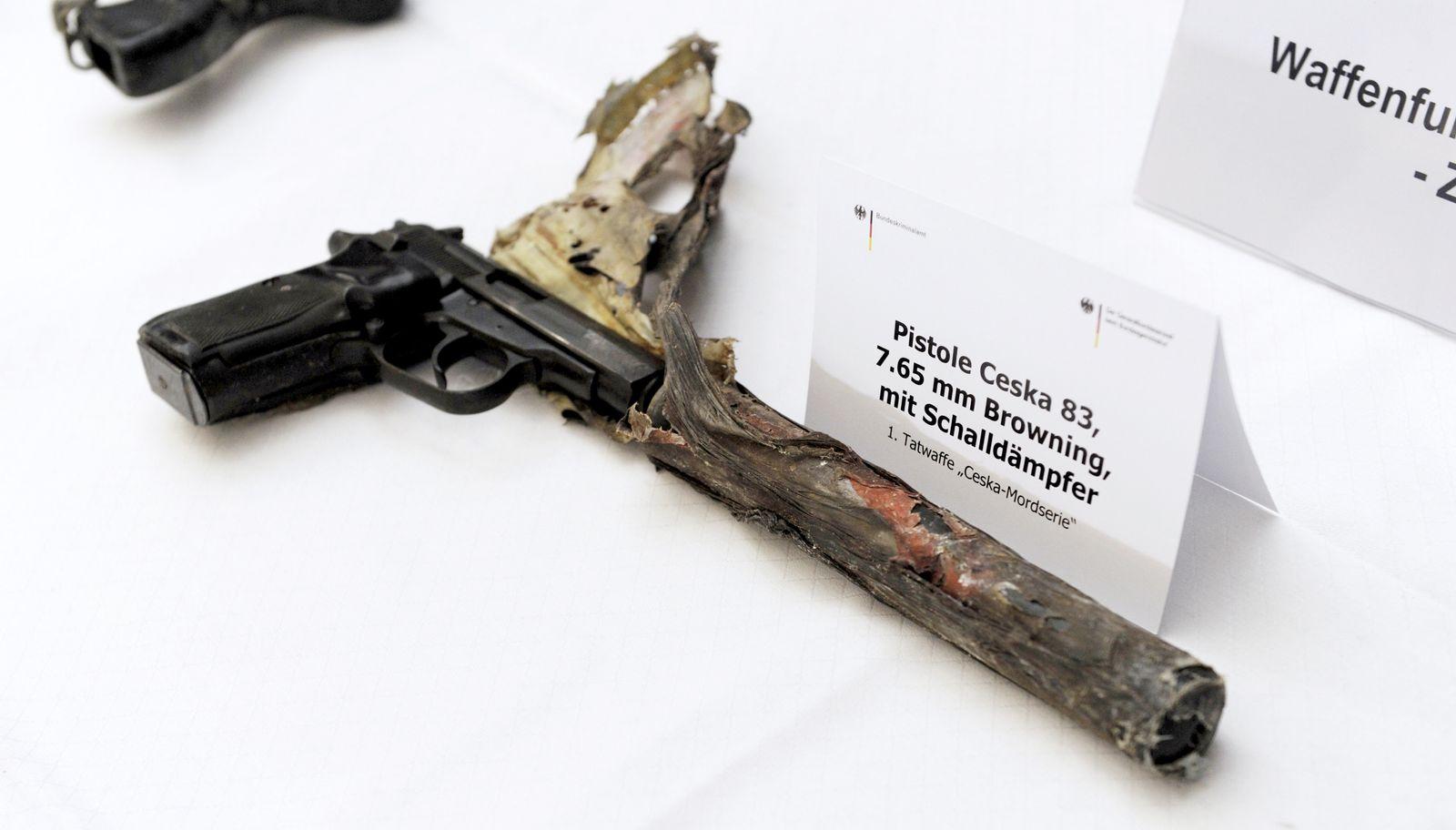 BKA PK/ NSU/ Rechte Terrorzelle