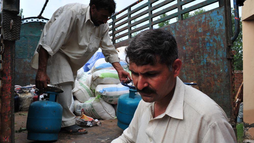 Flut in Pakistan: Leben in Schlamm und Trümmern