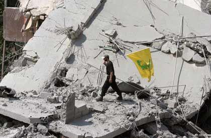 Libanesischer Hisbollah-Anhänger: Guerilla-Taktik plus Hightech-Waffen