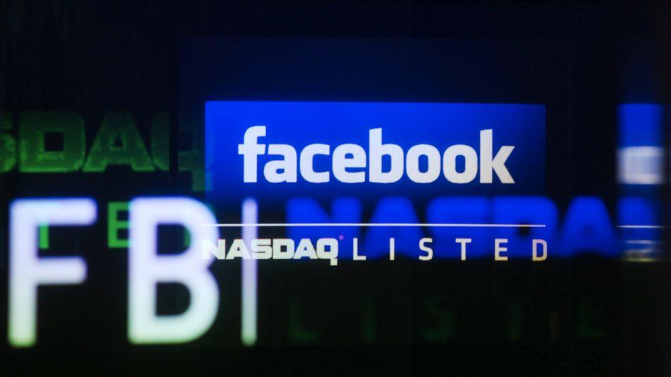 Facebook-Logo: Eine Milliarde Nutzer in Sicht