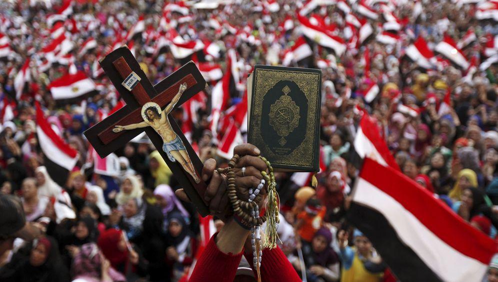 Religionskrieg in Ägypten: Christen gegen Muslime