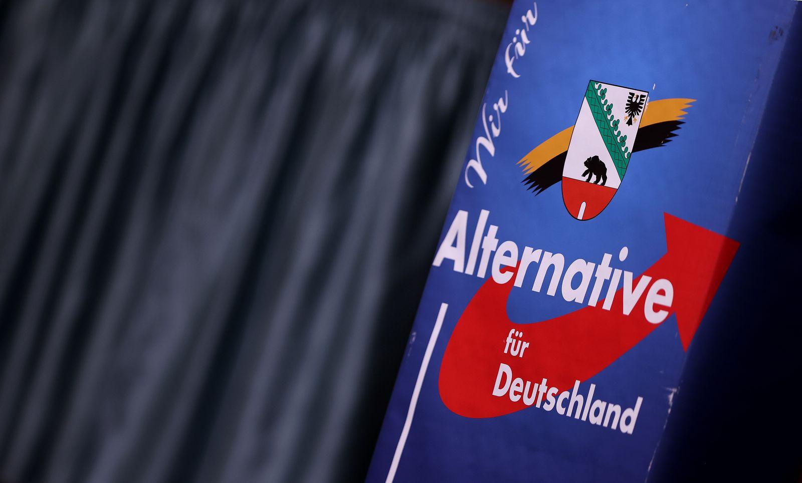 Sachsen-Anhalts AfD beruft Sondersitzung wegen Verfassungsschutz
