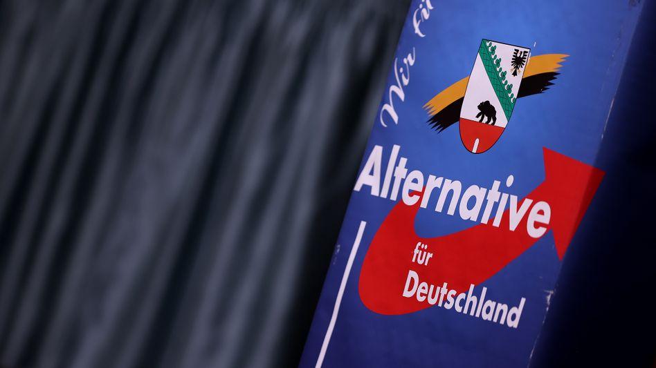 Logo der AfD Sachsen-Anhalt