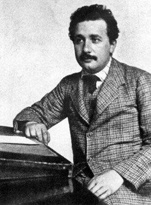 """Denker Einstein: """"Jeder Kutscher debattiert, ob die Relativitätstheorie richtig sei"""""""