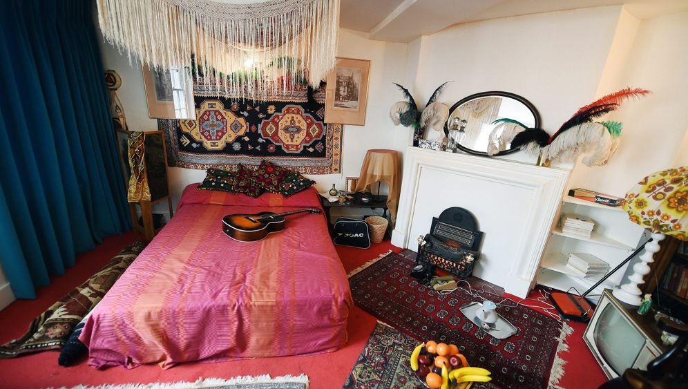 Jimi Hendrix: Daheim bei einer Musiklegende