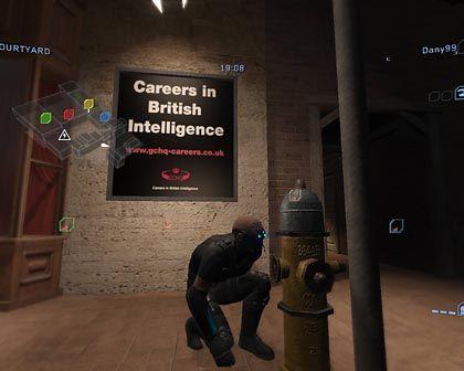 """Stellenanzeige: Britischer Geheimdienst sucht im Spiel """"Tom Clancy's Splinter Cell: Double Agent"""" Mitarbeiter"""