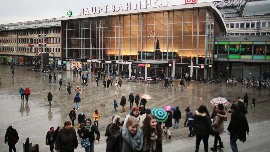 Kölner Hauptbahnhof: Schärfere Sicherheitsvorkehrungen