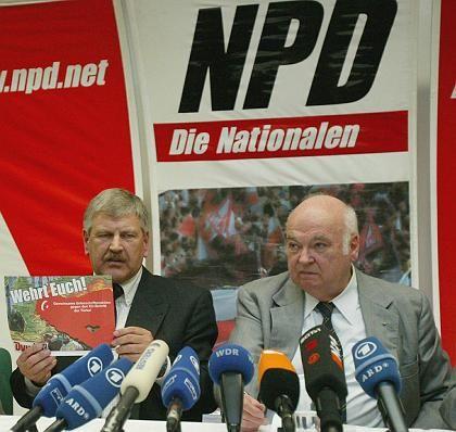 Pressekonferenz mit Voigt und Frey: Ziel ist der Bundestag