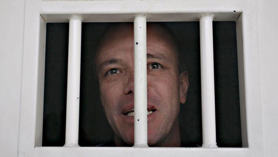 """Mörder Velasquez Vasquez (""""Popeye"""") im Gefängnis (2009): """"Chancen stehen bei 80 Prozent"""""""