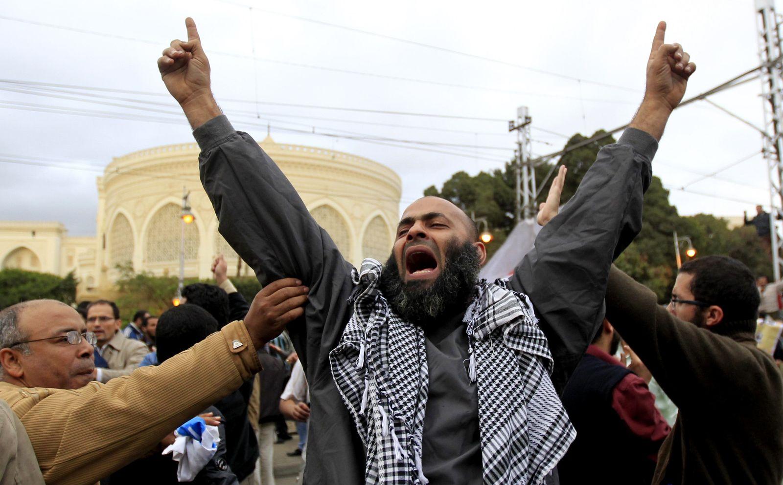 Islamisten Kairo