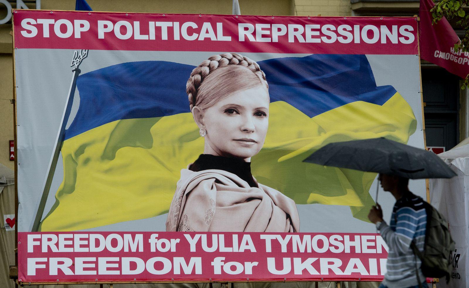 NICHT VERWENDEN Julia Timoschenko