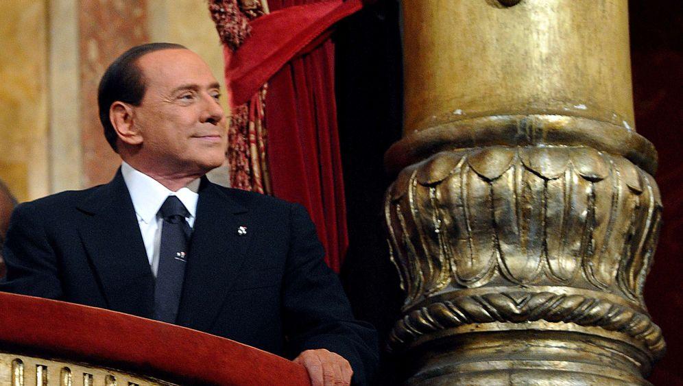 Silvio Berlusconi: Endspiel des Cavaliere