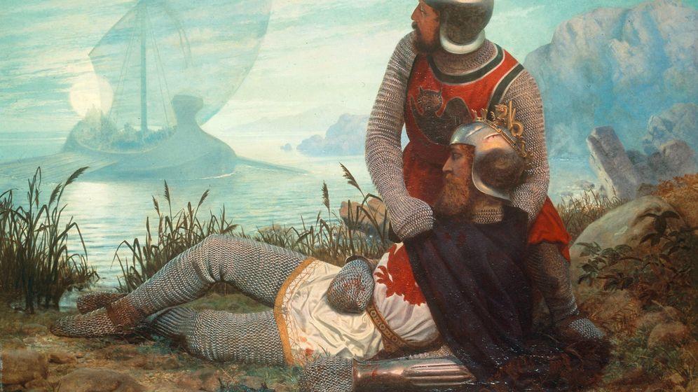 König Artus: Sinnbild der Ritterzeit