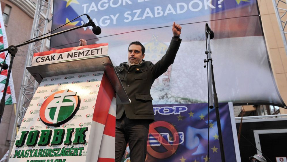 Photo Gallery: A Portrait of the Average Jobbik Supporter
