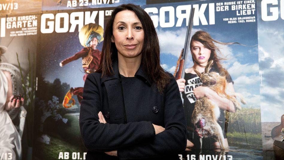 Gorki-Theaterintendantin Langhoff: Offener Brief an die Kanzlerin