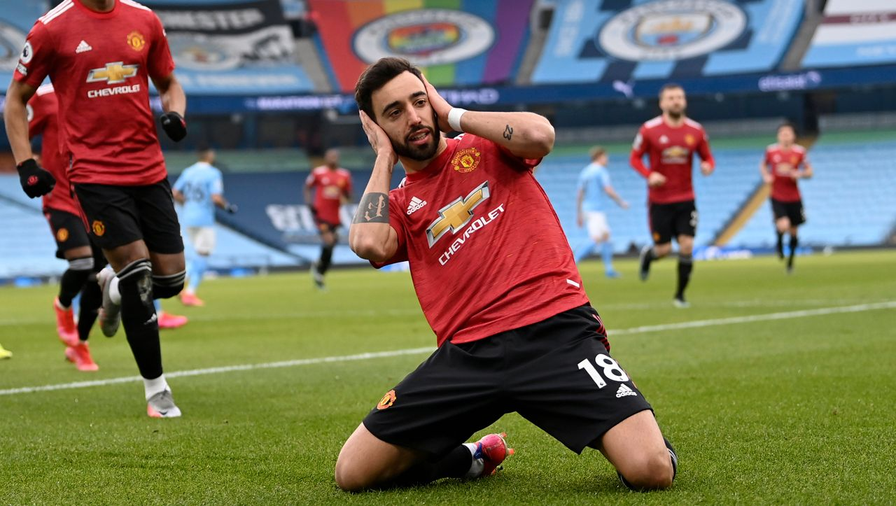 United gewinnt Manchester-Derby: Peps Angstgegner - DER SPIEGEL