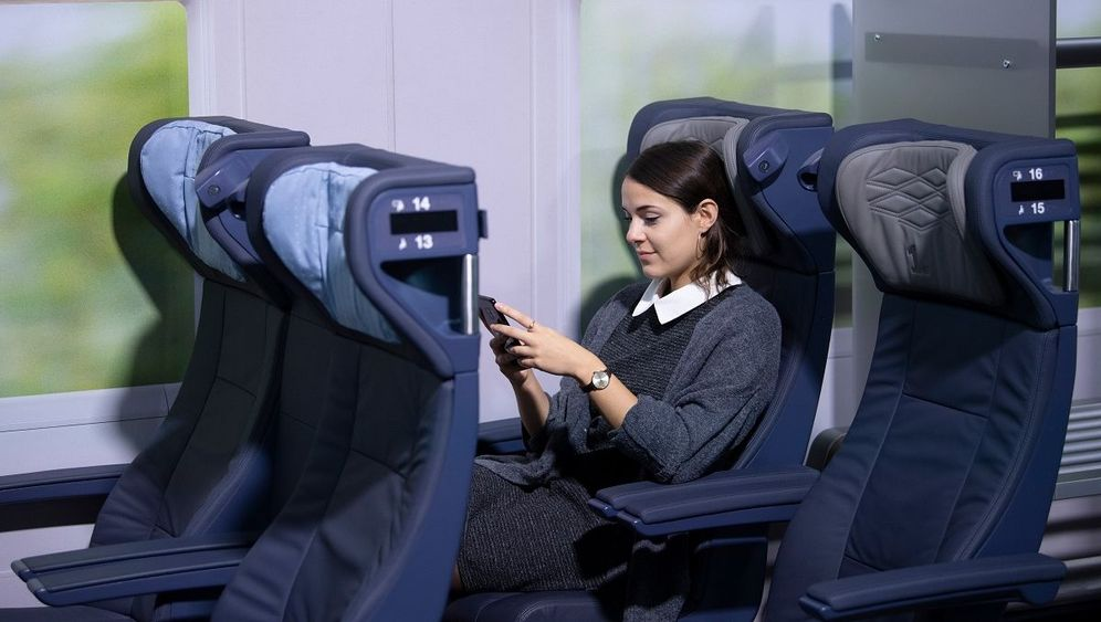 Neues bei der Bahn: Sitzkomfort, Semmi und Sprachkommando