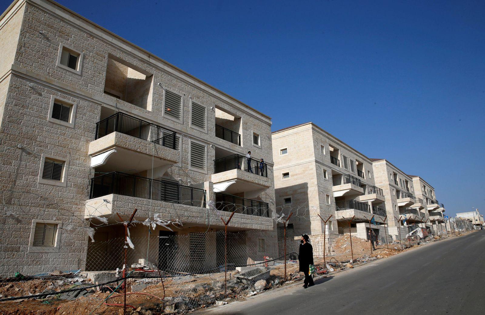 ISRAEL PALESTINA / Westjordanland/ Beitar Ilit