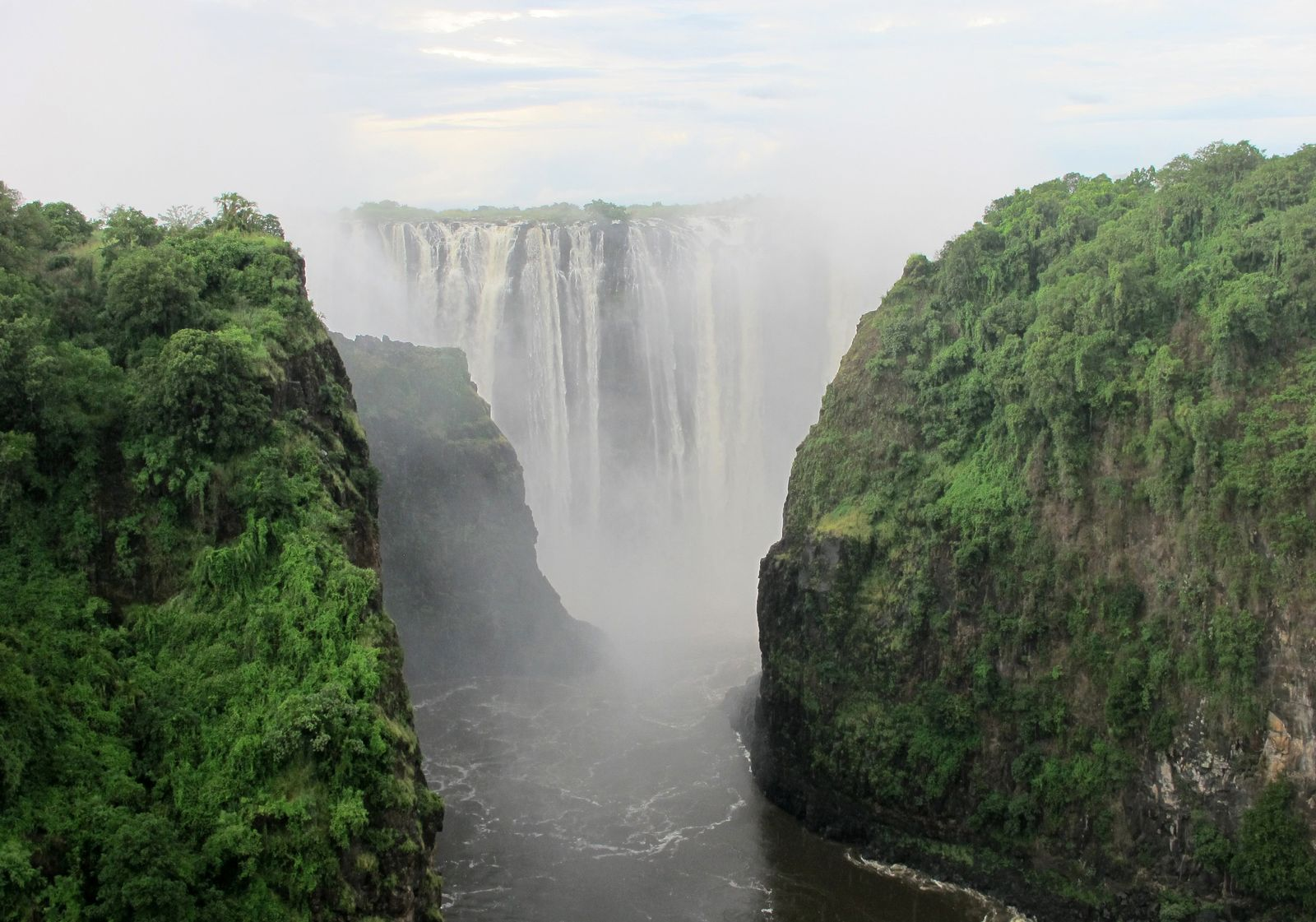 AFRICA-DROUGHT/VICTORIAFALLS