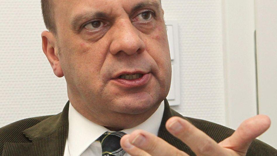 SPD-Politiker Hartmann (Archivbild von 2011): Hat er oder hat er nicht?