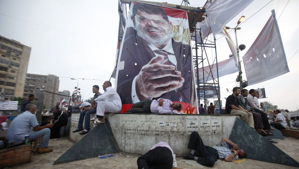 Photo Gallery: Egypt's Political Maelstrom