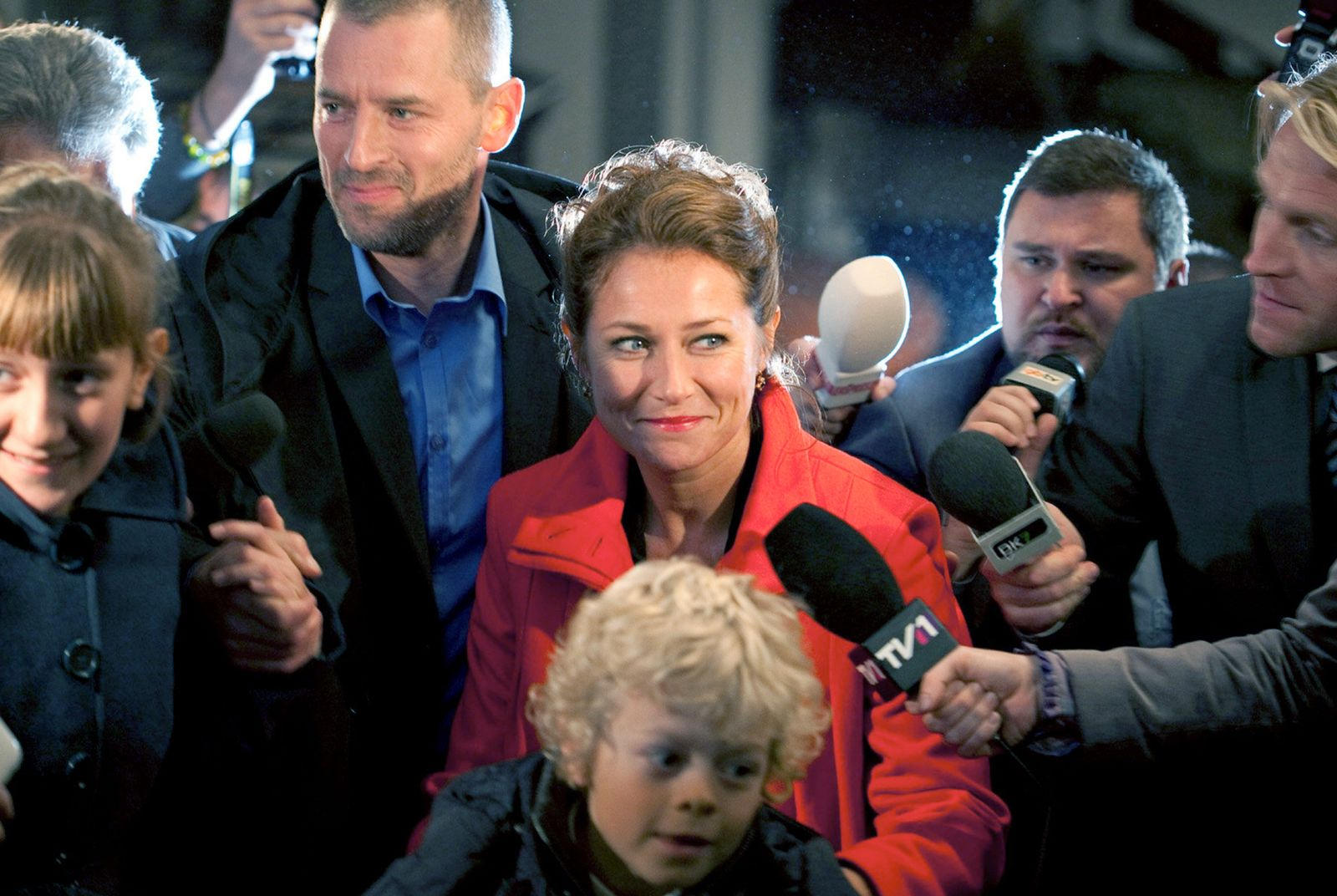 """ARD startet neue Polit-Serie """"Borgen - Gefährliche Seilschaften"""""""