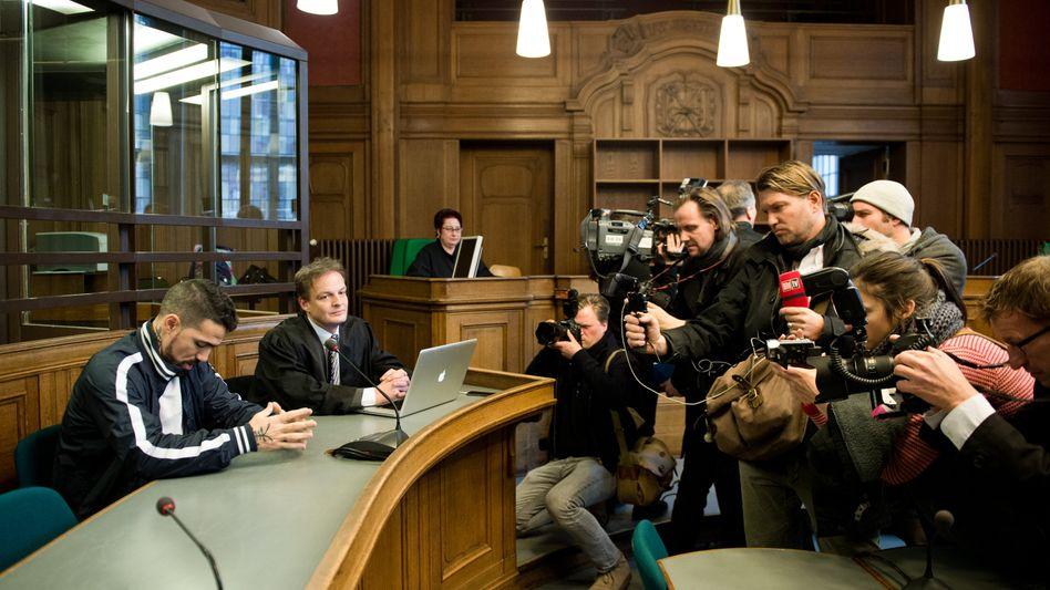 Amtsgericht Tiergarten: Rapper Bushido auf der Anklagebank