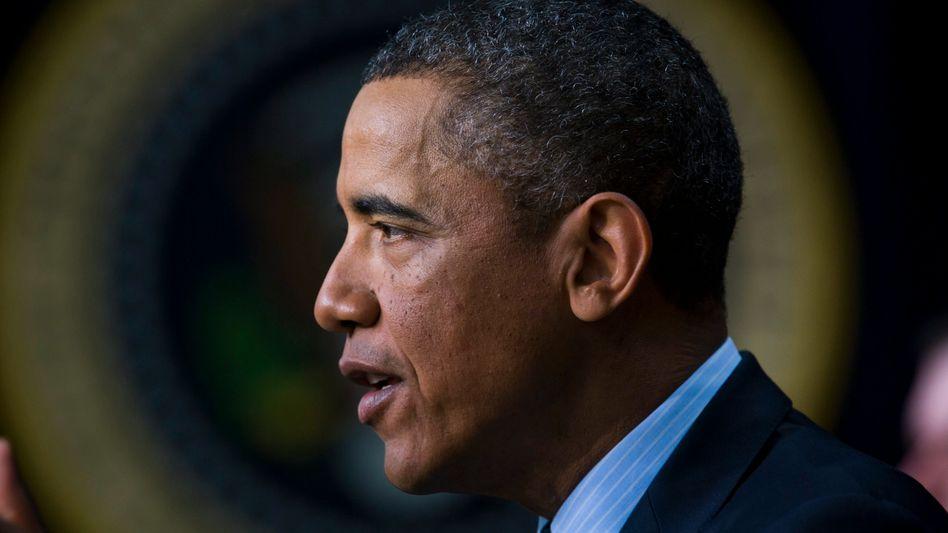 US-Präsident Obama: Freiwillige Gehaltskürzung