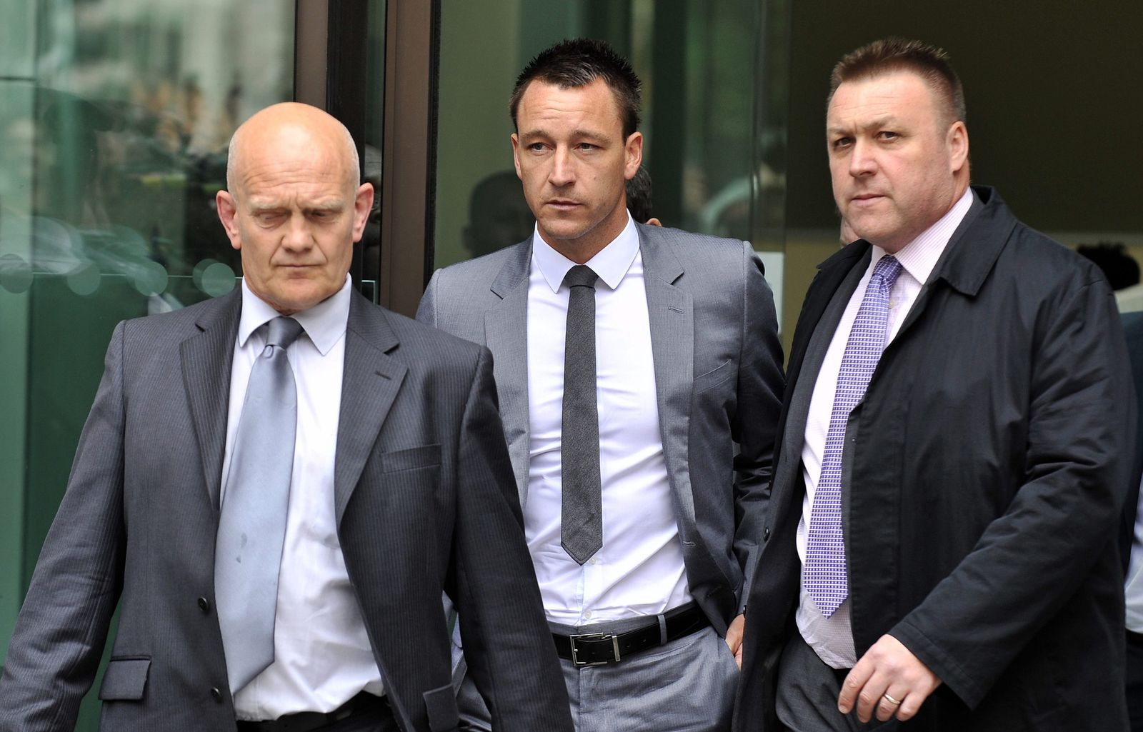 John Terry Westminster Magistrates court