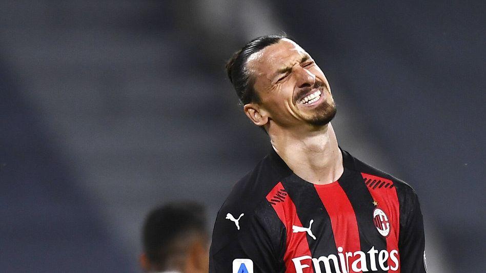 Zlatan Ibrahimović wird nicht an der EM 2021 teilnehmen
