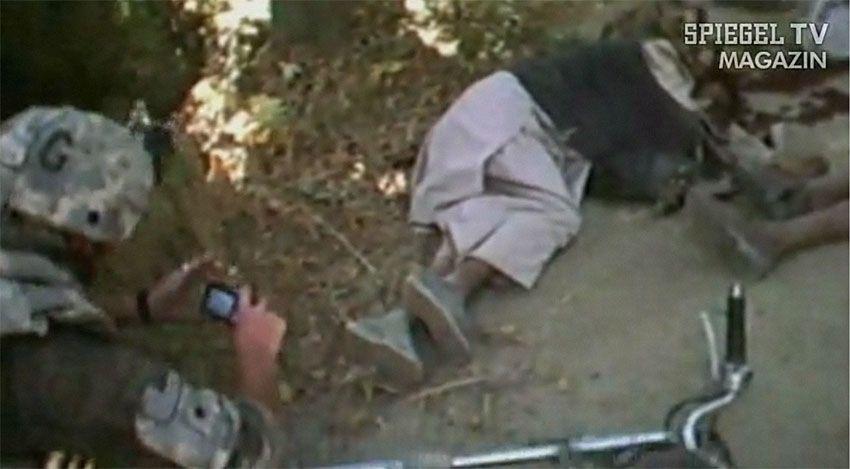 Murder in Afghanistan: SPIEGEL TV's 'Kill Team' Documentary