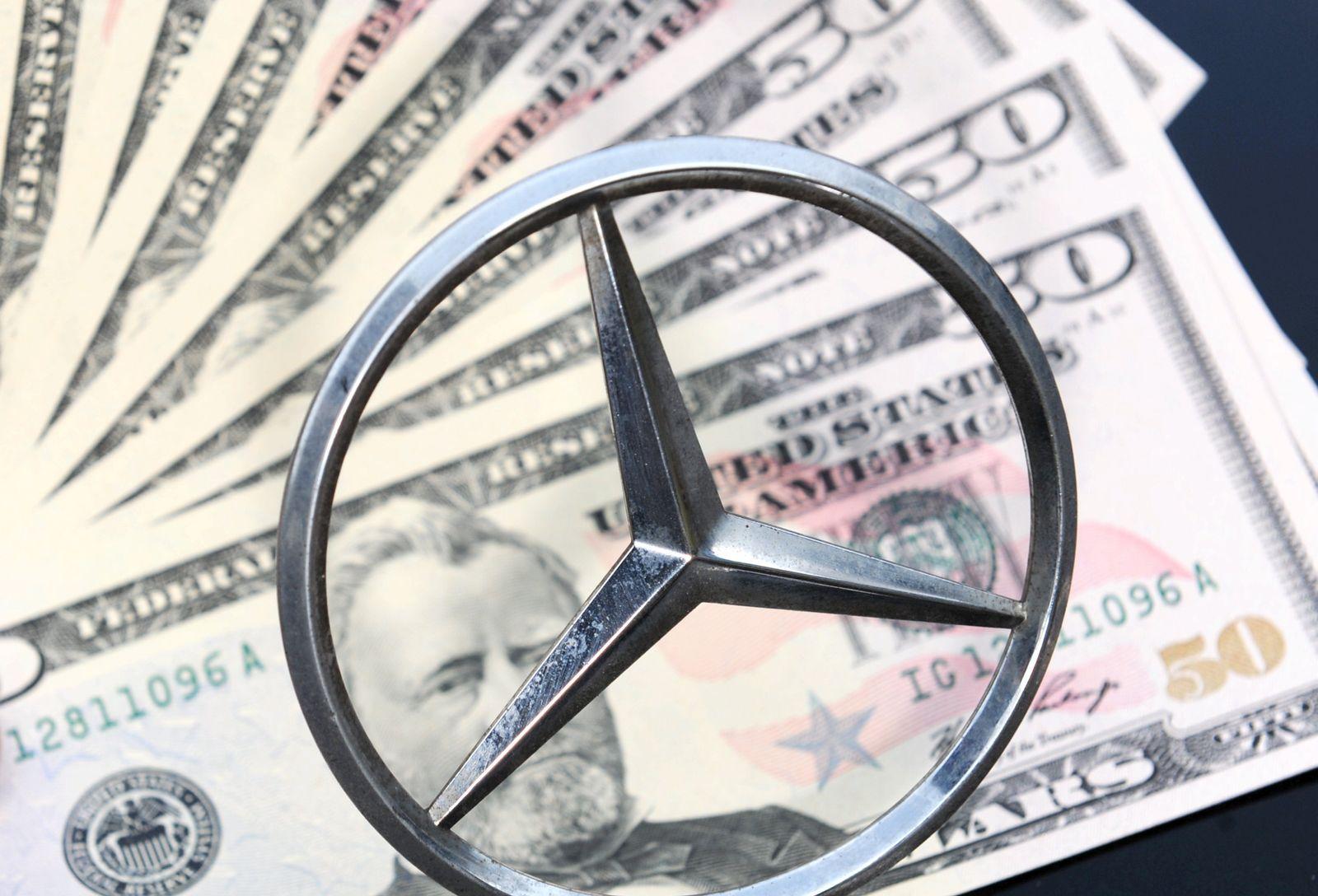 USA bezichtigen Daimler der Korruption
