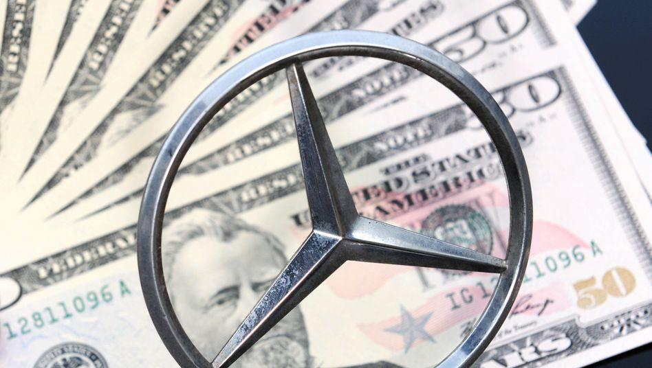 Daimlers Korruptionsaffäre: Strafverfolgung in den USA